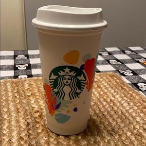 Starbucks Fall 2020 reusable cup